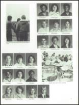 1980 Rock Hill High School Yearbook Page 80 & 81