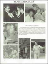 1980 Rock Hill High School Yearbook Page 88 & 89