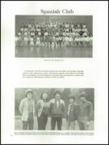 1980 Rock Hill High School Yearbook Page 128 & 129