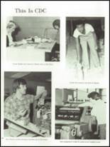 1980 Rock Hill High School Yearbook Page 154 & 155