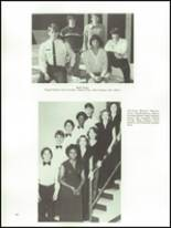 1980 Rock Hill High School Yearbook Page 166 & 167