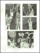1980 Rock Hill High School Yearbook Page 182 & 183