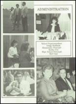 1989 Forest Park Christian School Yearbook Page 12 & 13
