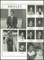 1989 Forest Park Christian School Yearbook Page 14 & 15