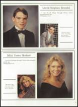 1989 Forest Park Christian School Yearbook Page 22 & 23
