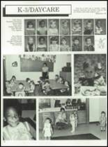1989 Forest Park Christian School Yearbook Page 76 & 77