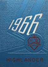 1966 Yearbook Cambria Heights High School