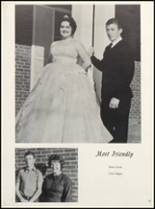 1963 Clyde High School Yearbook Page 20 & 21