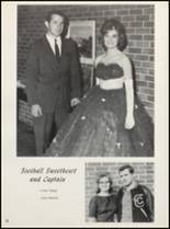 1963 Clyde High School Yearbook Page 22 & 23