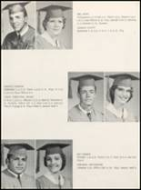 1963 Clyde High School Yearbook Page 26 & 27
