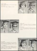 1963 Clyde High School Yearbook Page 28 & 29
