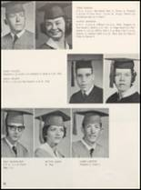 1963 Clyde High School Yearbook Page 30 & 31