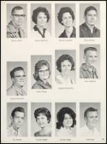 1963 Clyde High School Yearbook Page 38 & 39