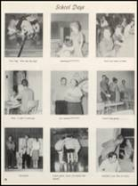 1963 Clyde High School Yearbook Page 40 & 41