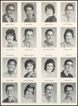 1963 Clyde High School Yearbook Page 42 & 43