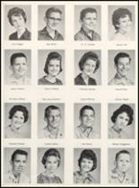 1963 Clyde High School Yearbook Page 50 & 51