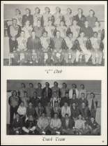 1963 Clyde High School Yearbook Page 66 & 67