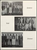 1963 Clyde High School Yearbook Page 68 & 69