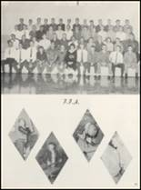 1963 Clyde High School Yearbook Page 74 & 75