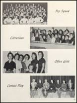1963 Clyde High School Yearbook Page 76 & 77
