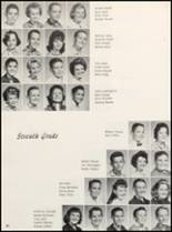 1963 Clyde High School Yearbook Page 84 & 85