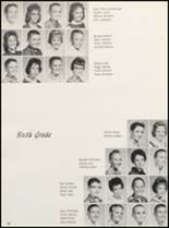 1963 Clyde High School Yearbook Page 86 & 87