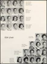 1963 Clyde High School Yearbook Page 90 & 91