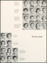 1963 Clyde High School Yearbook Page 94 & 95
