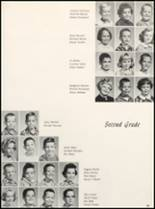 1963 Clyde High School Yearbook Page 96 & 97