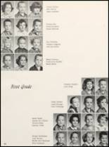 1963 Clyde High School Yearbook Page 98 & 99