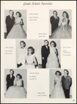 1963 Clyde High School Yearbook Page 102 & 103