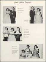 1963 Clyde High School Yearbook Page 104 & 105