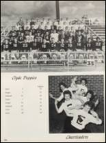 1963 Clyde High School Yearbook Page 106 & 107