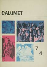 1974 Yearbook Clairemont High School