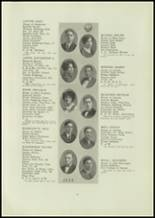 1924 Central High School Yearbook Page 28 & 29