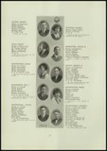 1924 Central High School Yearbook Page 32 & 33