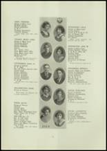 1924 Central High School Yearbook Page 36 & 37