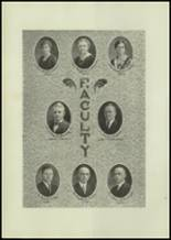 1924 Central High School Yearbook Page 40 & 41