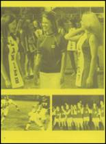 1972 Lanier High School Yearbook Page 12 & 13