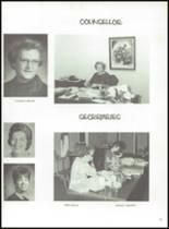 1972 Lanier High School Yearbook Page 24 & 25