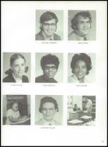 1972 Lanier High School Yearbook Page 26 & 27