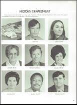 1972 Lanier High School Yearbook Page 32 & 33