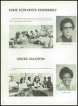 1972 Lanier High School Yearbook Page 34 & 35