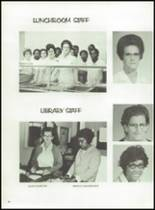 1972 Lanier High School Yearbook Page 36 & 37