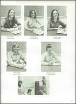 1972 Lanier High School Yearbook Page 38 & 39