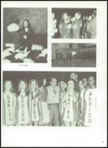 1972 Lanier High School Yearbook Page 42 & 43