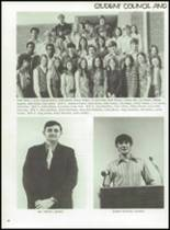 1972 Lanier High School Yearbook Page 44 & 45