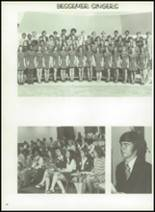 1972 Lanier High School Yearbook Page 50 & 51