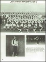 1972 Lanier High School Yearbook Page 52 & 53