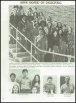1972 Lanier High School Yearbook Page 60 & 61